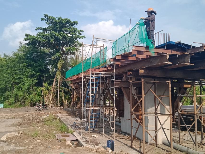 Gói thầu: XL-04  Thi công cầu dẫn phía Vĩnh Long
