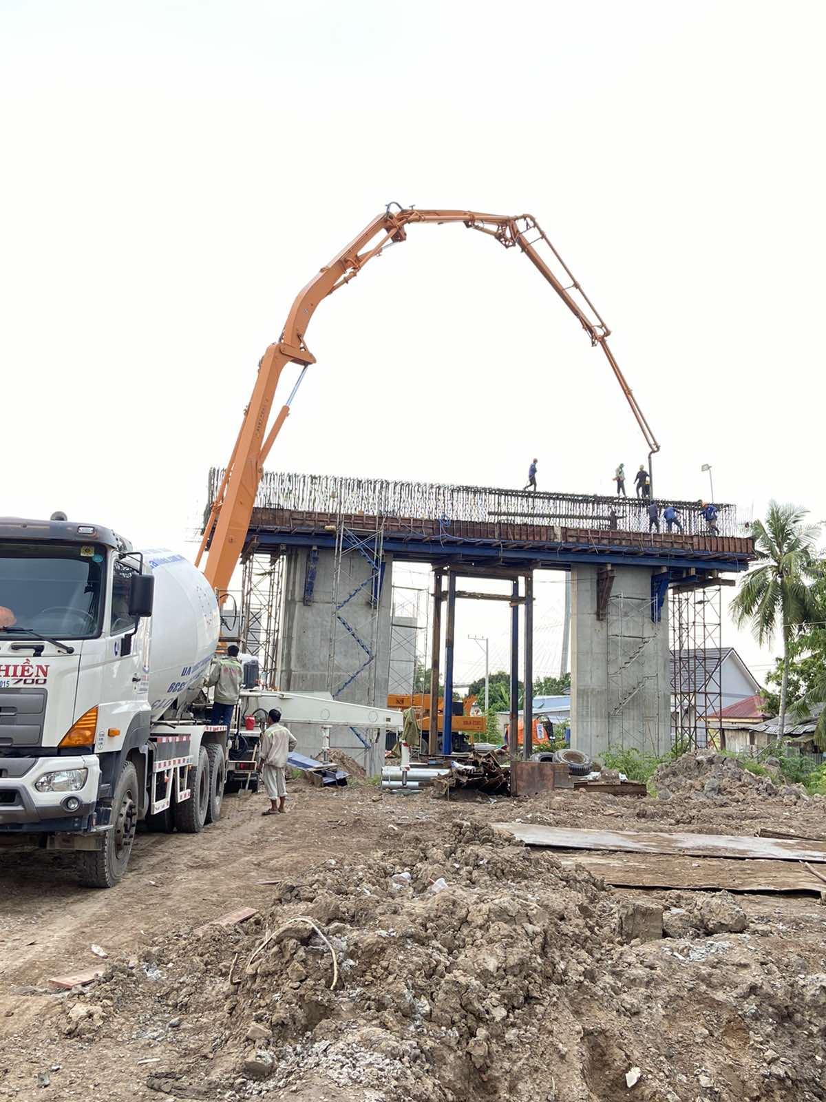 Gói thầu nào ở dự án cầu Mỹ Thuận 2 đang vượt tiến độ?